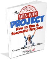 The Win Win Project - How to Run a Successful Fire Sale