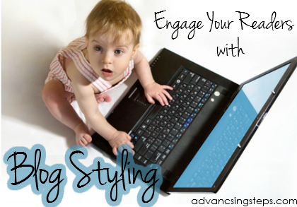 Does Your Blog Have Style