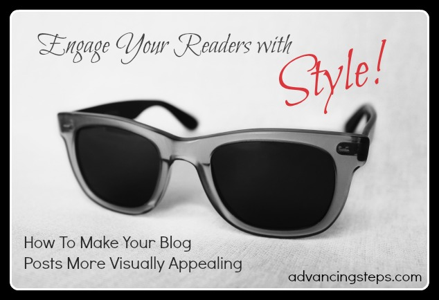 How to make your blog posts more visually appealing