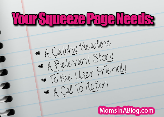 List Building Squeeze Page 4