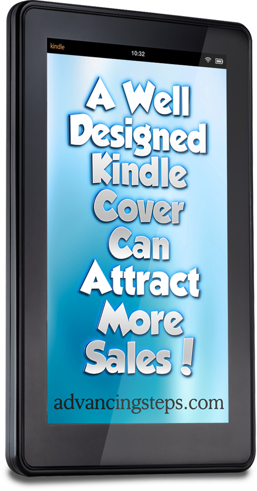 A Well Designed Kindle Cover Can Attract More Sales