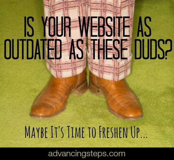 An Outdated or Amateurish Website Design Will Chase Customers Away
